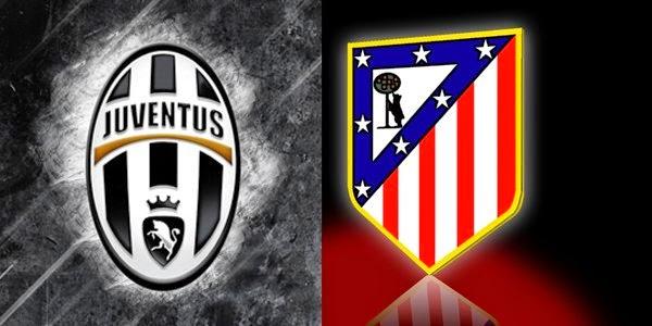 Poker Online : Prediksi Skor Juventus vs Atletico Madrid 10 Desember 2014