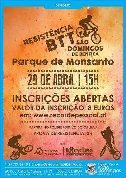 29ABR * SÃO DOMINGOS DE BENFICA – LISBOA