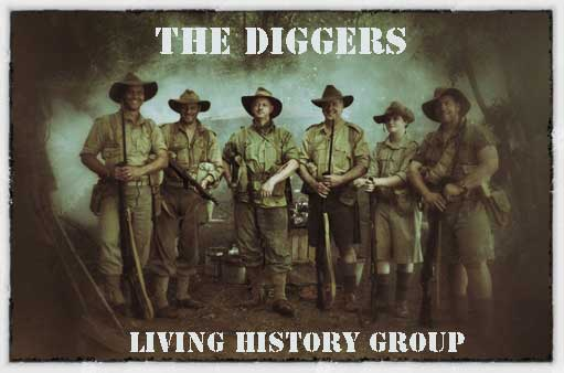 The Diggers Living History Group