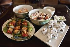 Comida japonesa © LatinJavy vía Stock.xchng