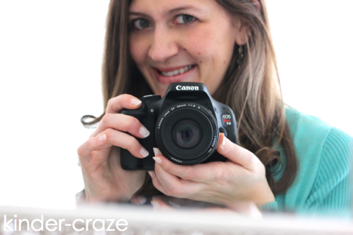Maria Manore from Kinder-Craze… my favorite kindergarten blogger!