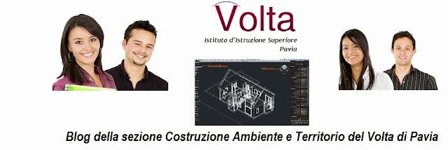 I.I.S. Volta Pavia            -                                       Sezione C.A.T. (Geometri)