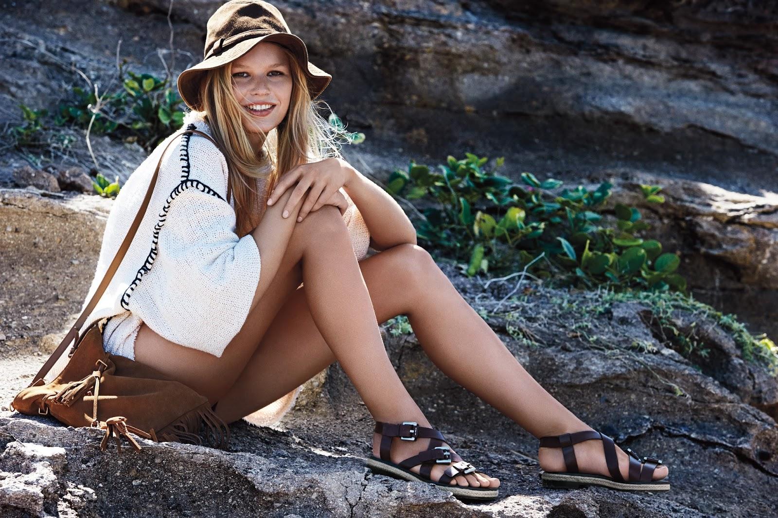 Fashion week Ewers anna uk vogue june for girls