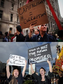 Occupy Wall Street, Communist, Future Promised