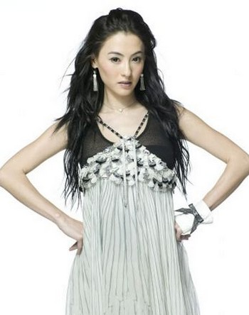 Popular Hong Kong Star Cecilia Cheung Style for 2012