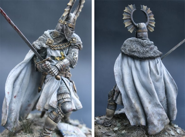 The Troll Dens: Armor Up (Teutonic Knight)
