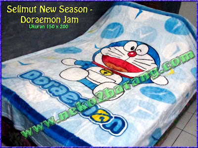 Selimut New Season - Doraemon