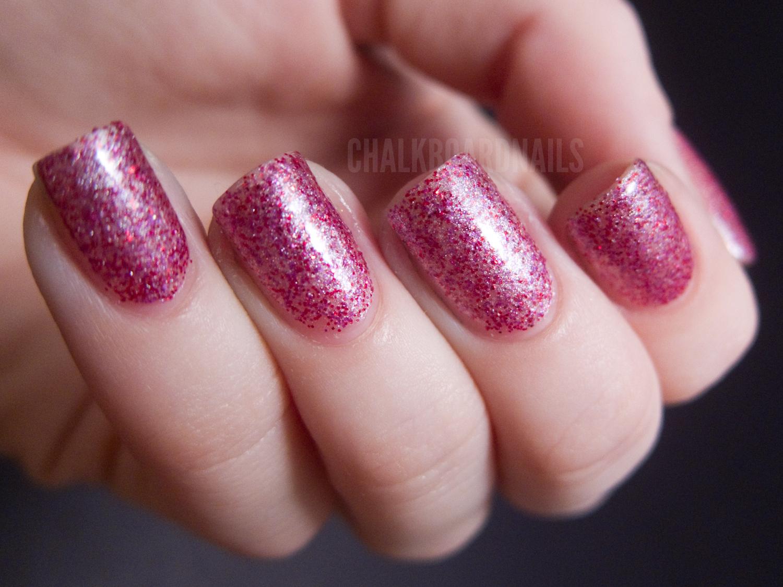 Liquid Glitz Xoxo Chalkboard Nails Nail Art Blog