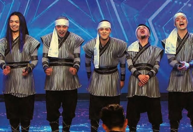 Asia's Got Talent Triqstar