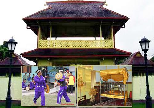 Kesultanan Sambas Kalimantan Barat