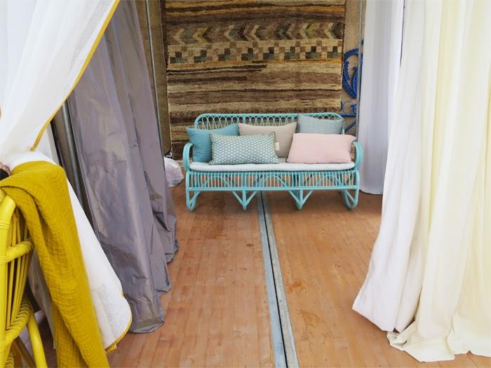 Salon Vivre Côté Sud à St Tropez - blog
