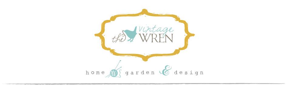 { the vintage wren }