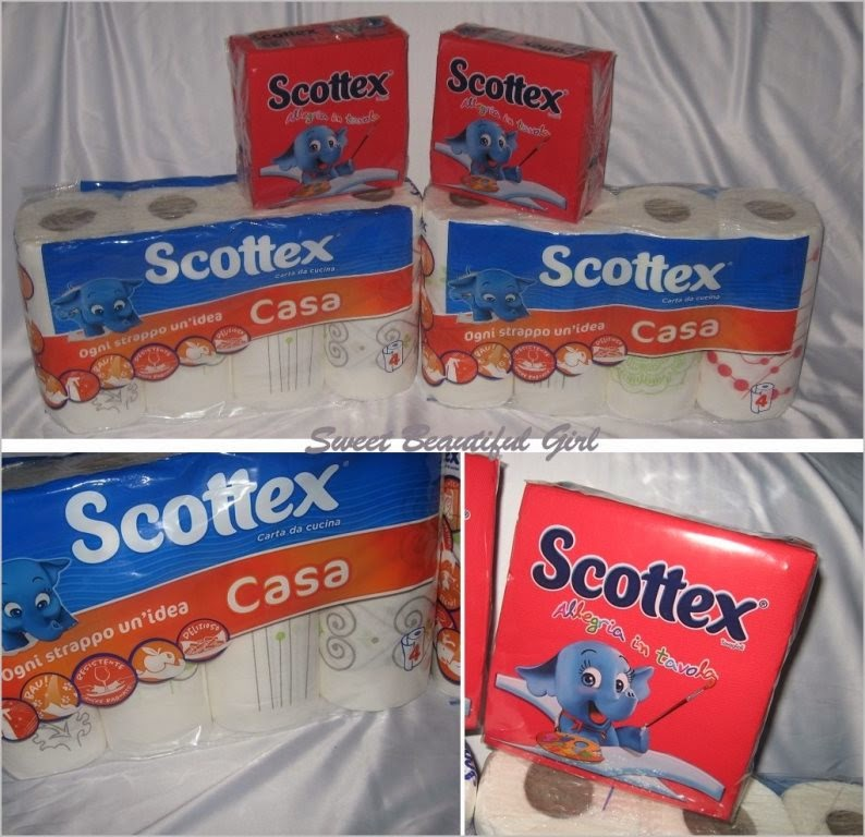 Kleenex, Scottonelle, Scottex, Huggies, DryNites e la linea Kimberly Clark Professional.