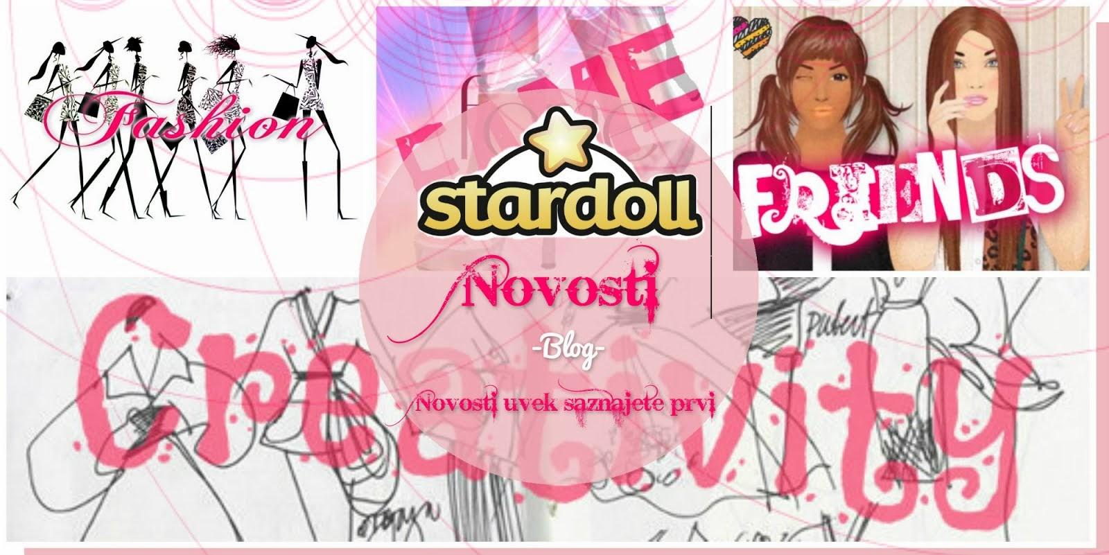 Stardoll novosti Blog