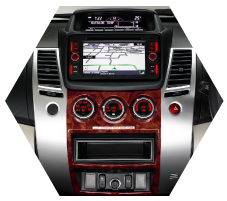 MULTI INFORMATION DISPLAY (MID) Mitsubishi Pajero Jambi