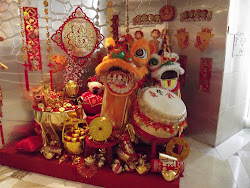 CNY display.