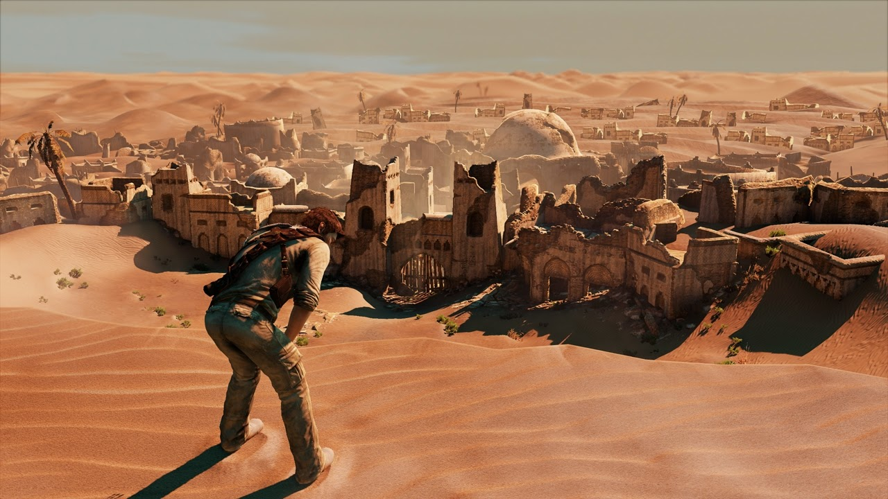 Desert AK47 from Uncharted 3   Rainmeter : Rainmeter
