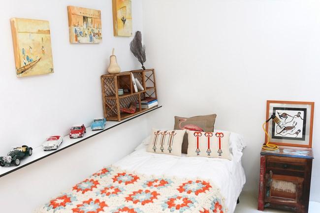 Vivir en 21 metros cuadrados s es posible la revista for Vivir en 40 metros cuadrados
