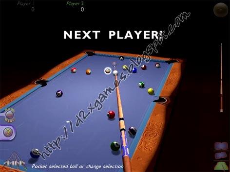 Free Download Games - Cool Pool