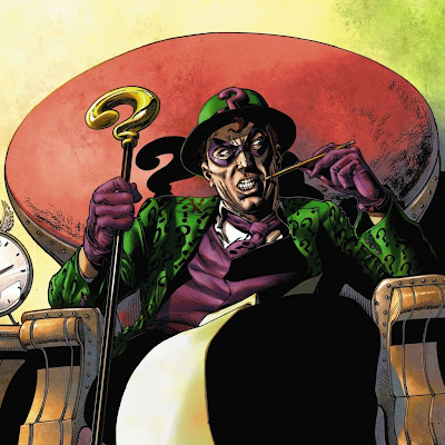 Riddler (DC Comics) Character Review - 1