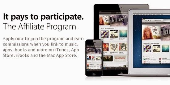 iTunes Affiliate Program – Make Money From Technology Blog : eAskme