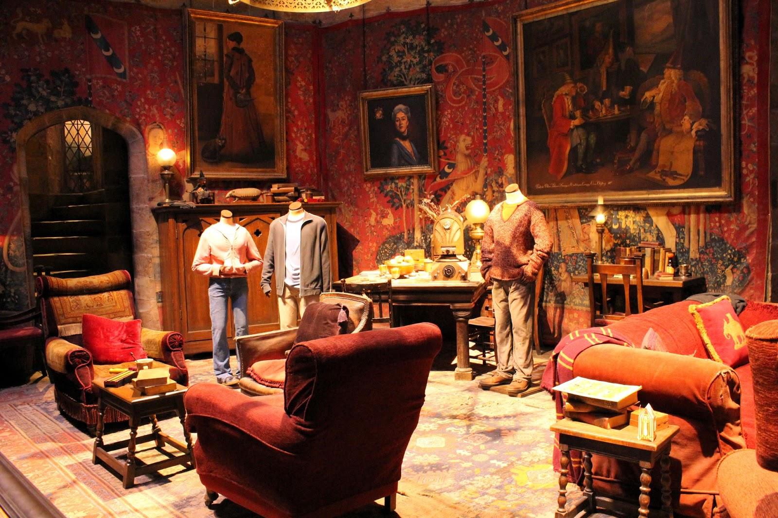 The Jensen Life Harry Potter Studio London