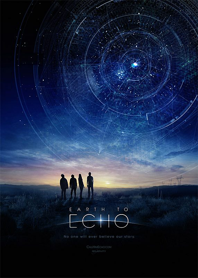 La película Earth to Echo