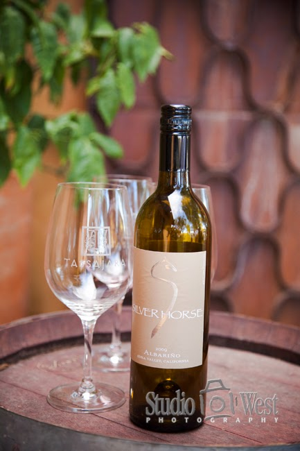 Silver Horse Winery - Central Coast Wedding Photographer - Paso Robles Wedding Venue - Studio 101 West