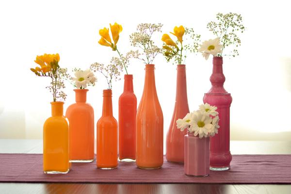 şişe-boyama