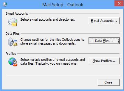 mail setup