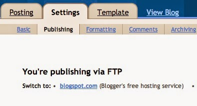 How to Use FTP to Transfer Your Blogger Blog : eAskme