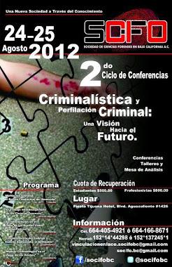 Segundo Ciclo de Conferencias 2012