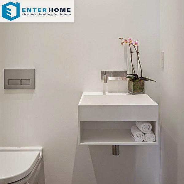 Thiết kế thi công nội thất phòng tắm nhà vệ sinh 3