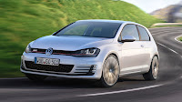 All-New Volkswagen Golf GTI front