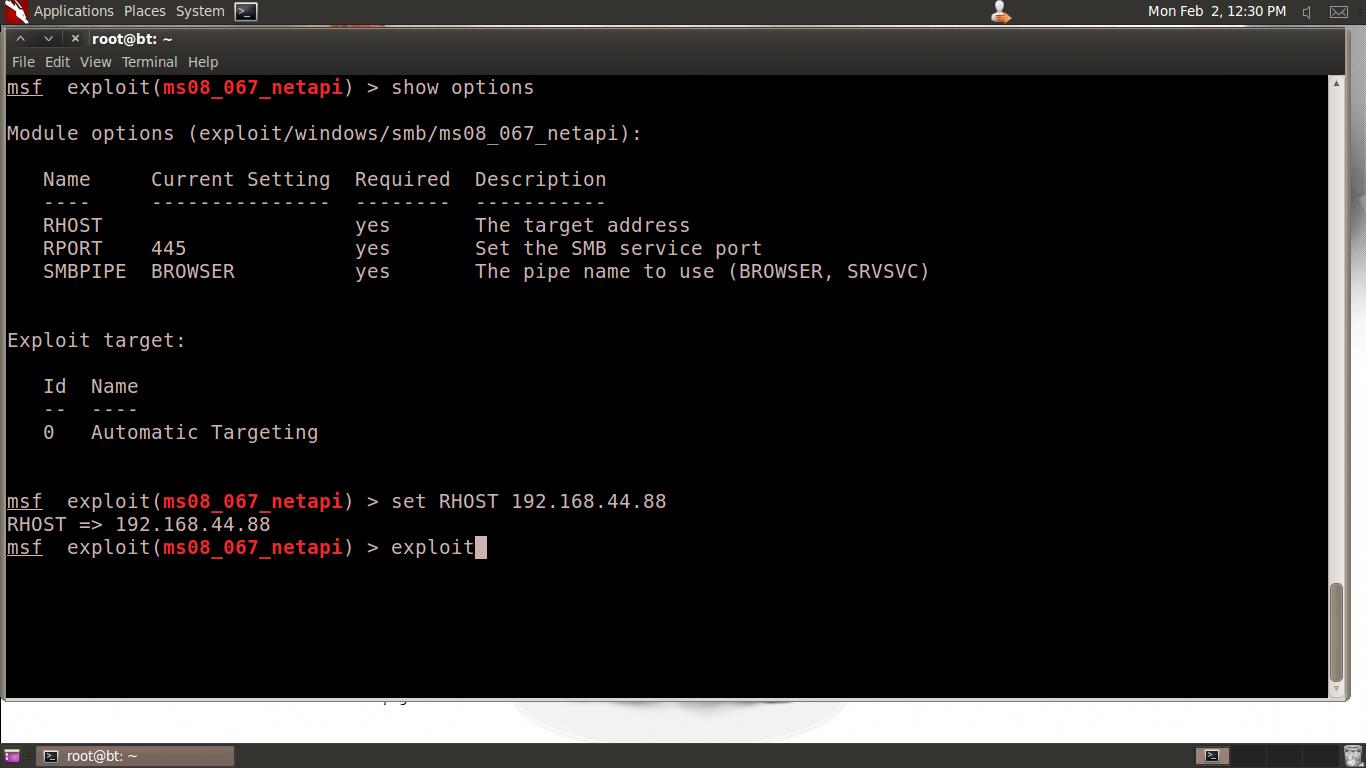 Z hacker - Kali linux: how to