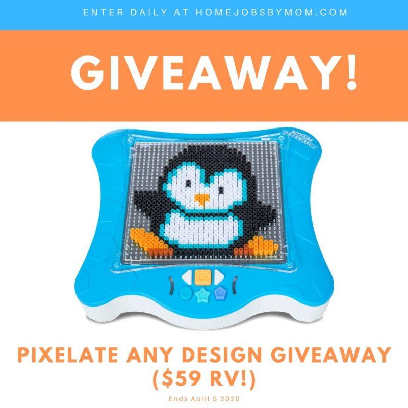Pixelate Giveaway