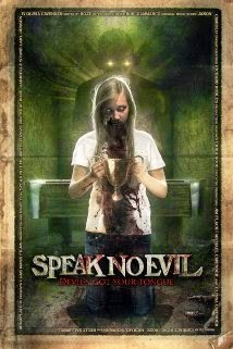 Filme Speak No Evil Legendado AVI DVDRip