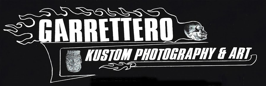 Garrettero Kustom Photography And Art