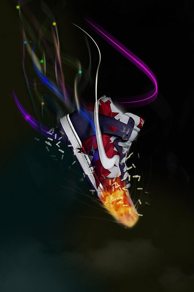 Cool iphone wallpapers nike shoes - Cool nike iphone wallpapers ...
