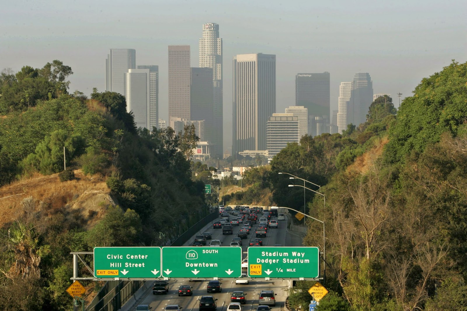 African American Environmentalist Association Segregated Cities - United states of america map los angeles
