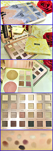 Tarte Light of the Party Collectors Makeup Case notesfrommydressingtable.com