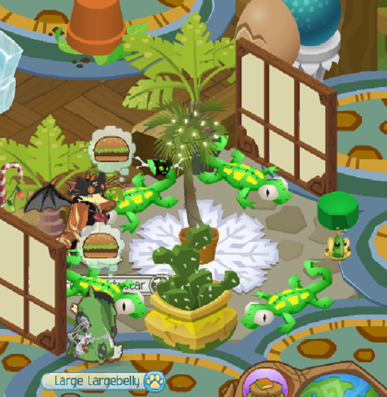 The Animal Jam Parade☆★™: Exclusive Inside Look At