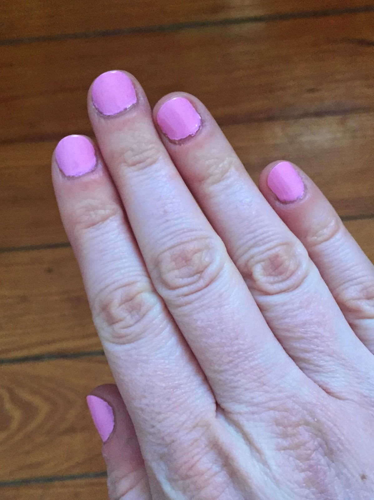 auxiliary beauty: So Vernal It Hurts: Butter London Fruit Machine ...