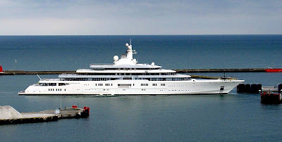 eclipse largest yacht