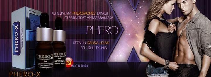 Phero-x - Wangian pemikat wanita