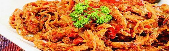 Resep Ayam Suwir Lezat dan Cara Membuatnya
