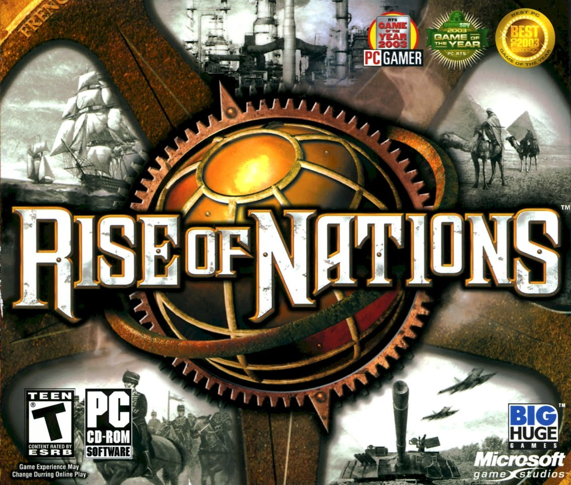 Claves Rise of Nations