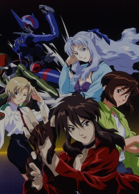 bubblegum crisis tokyo 2040,anime girls,wallpaper