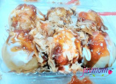 Takoyaki Rasa Ayam