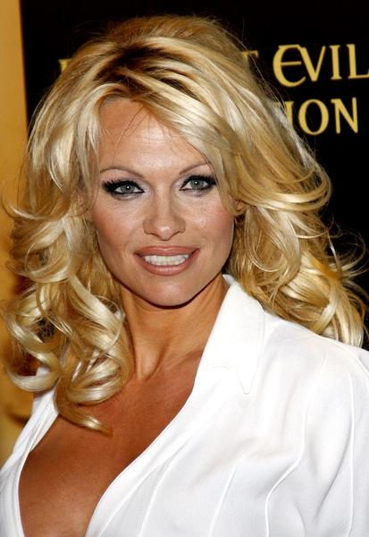 Pamela Anderson Against Wall Sex Scene - YouPorn.com